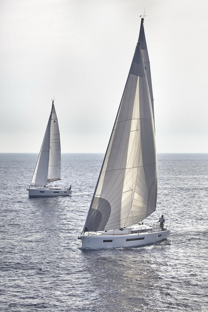 Trend Travel Yachting Jeanneau Sun Odyssey 490, unter Segeln (32) Chartern oder Kaufen.