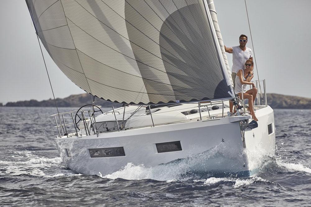 Trend Travel Yachting Jeanneau Sun Odyssey 490, unter Segeln (30) Chartern oder Kaufen.
