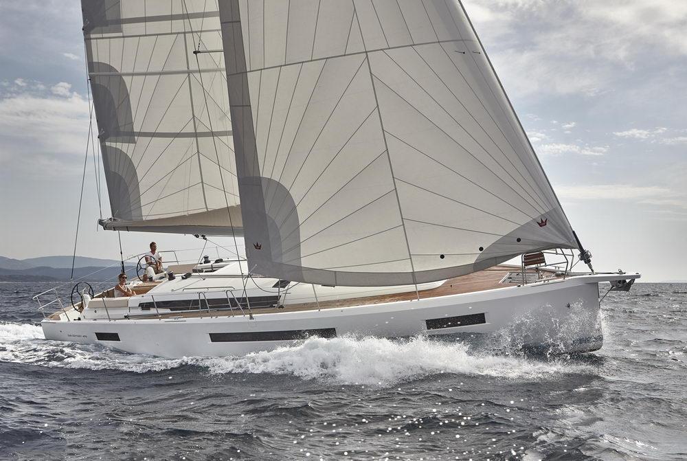 Trend Travel Yachting Jeanneau Sun Odyssey 490, unter Segeln (28) Chartern oder Kaufen.