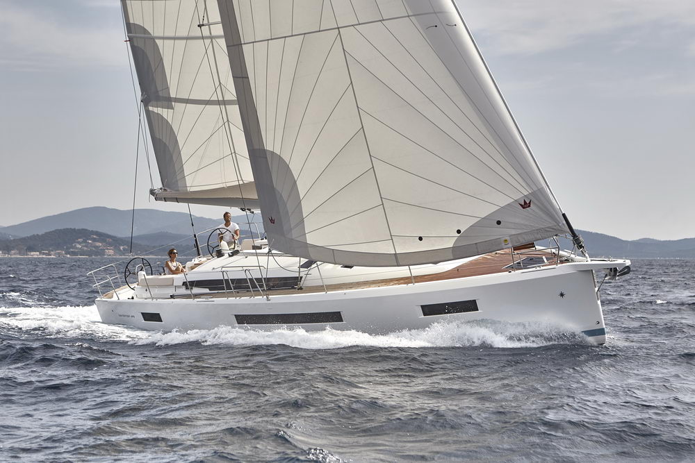 Trend Travel Yachting Jeanneau Sun Odyssey 490, unter Segeln (27) Chartern oder Kaufen.