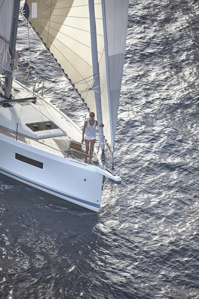 Trend Travel Yachting Jeanneau Sun Odyssey 490, unter Segeln (23) Chartern oder Kaufen.