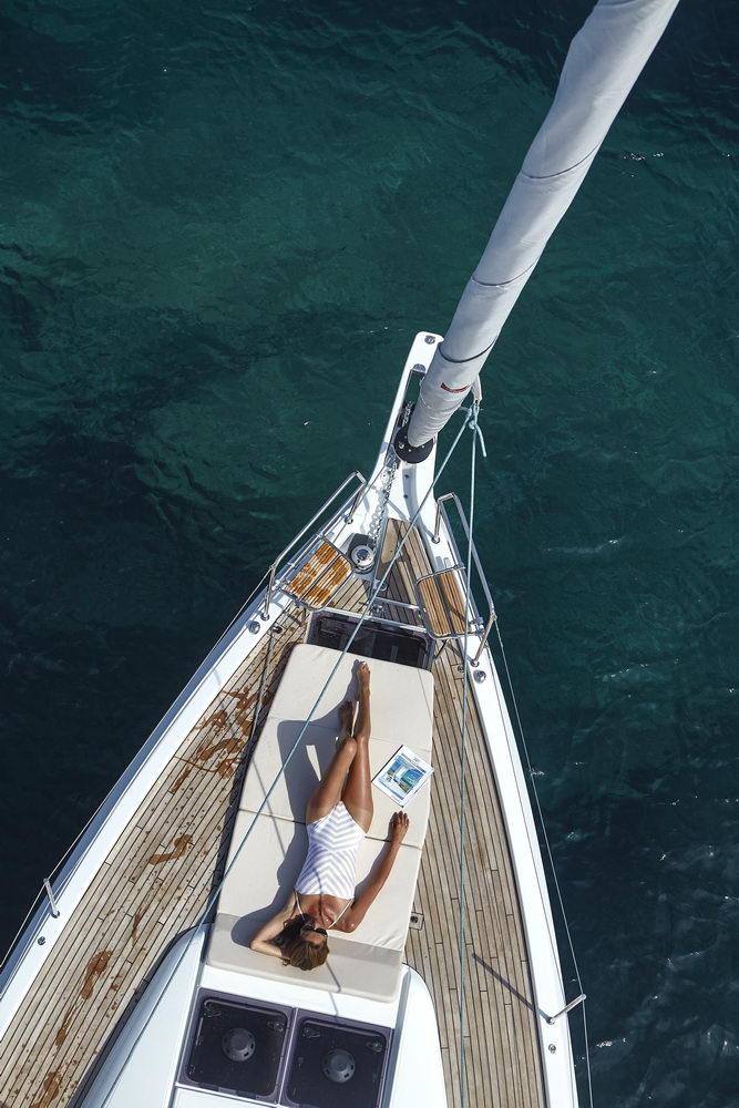 Trend Travel Yachting Jeanneau Sun Odyssey 490, Chartern oder Kaufen. Sonne geniessen am Deck (11)