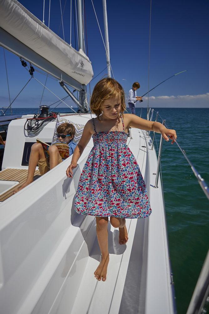 Trend Travel Yachting Jeanneau Sun Odyssey 490, Chartern oder Kaufen. Sonne geniessen am Deck (5)