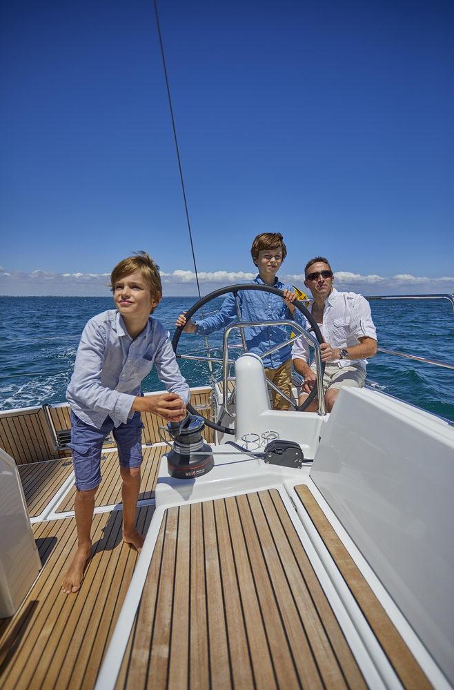 Trend Travel Yachting Jeanneau Sun Odyssey 490, unter Segeln (20) Chartern oder Kaufen.