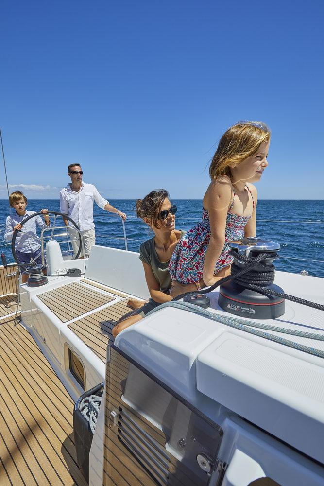 Trend Travel Yachting Jeanneau Sun Odyssey 490, unter Segeln (18) Chartern oder Kaufen.