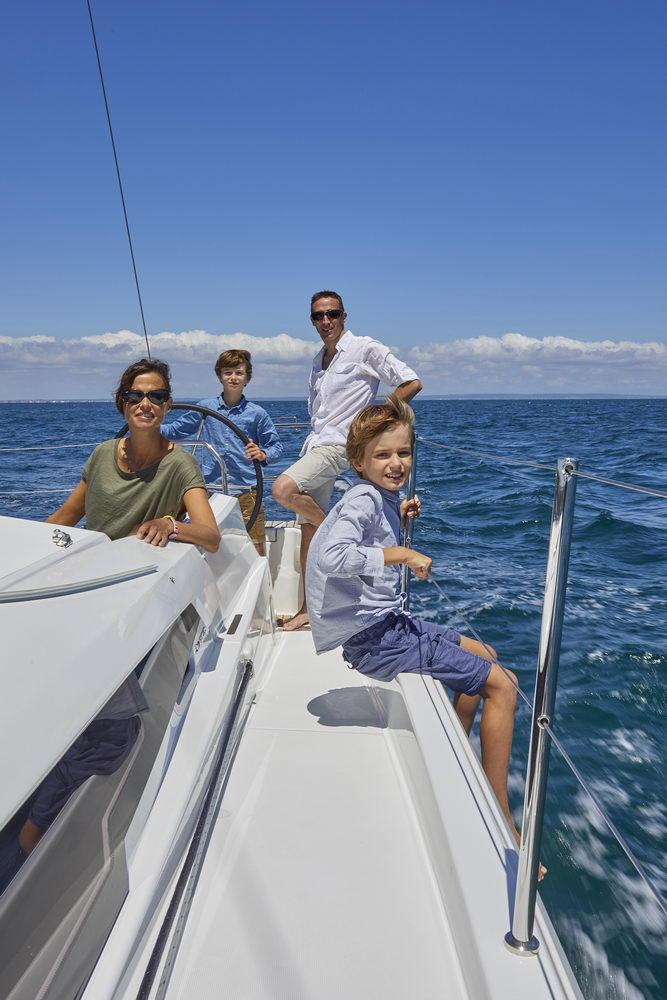 Trend Travel Yachting Jeanneau Sun Odyssey 490, unter Segeln (17) Chartern oder Kaufen.