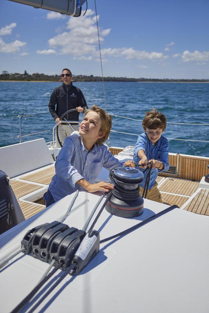 Trend Travel Yachting Jeanneau Sun Odyssey 490, unter Segeln (16) Chartern oder Kaufen.