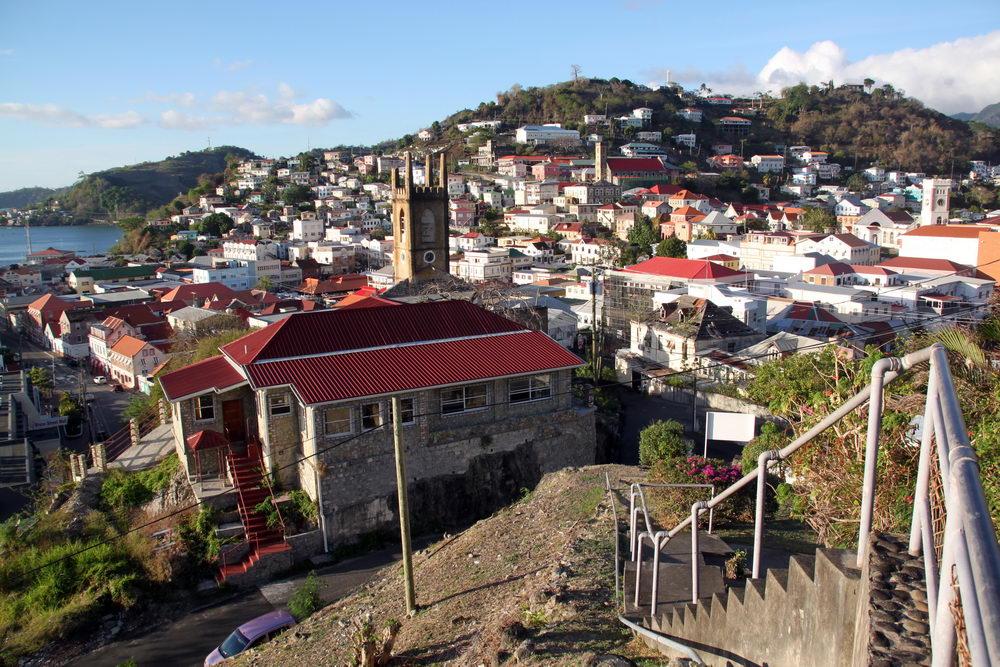 Trend Travel Yachting Karibik Grenada, St. Georges