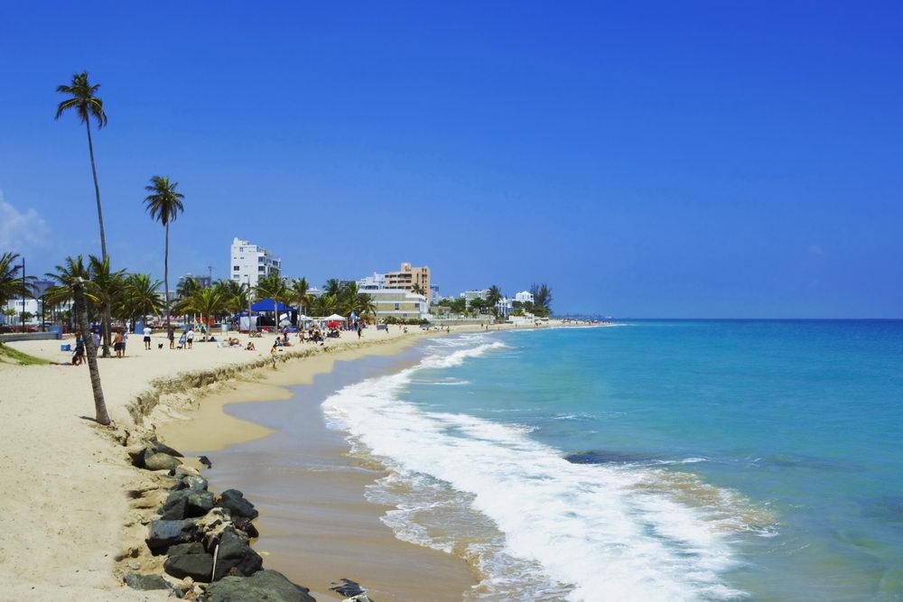 Trend Travel Yachting Karibik Puerto Rico St Juan Strand