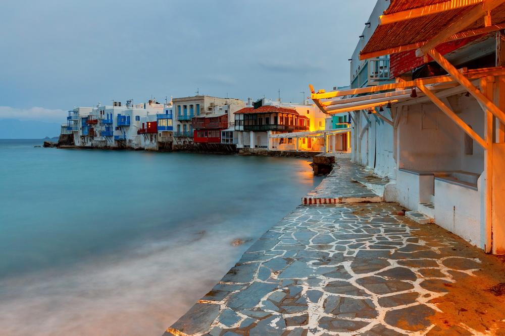 Trend Travel Yachting, Mykonos - klein Venedig, Chora
