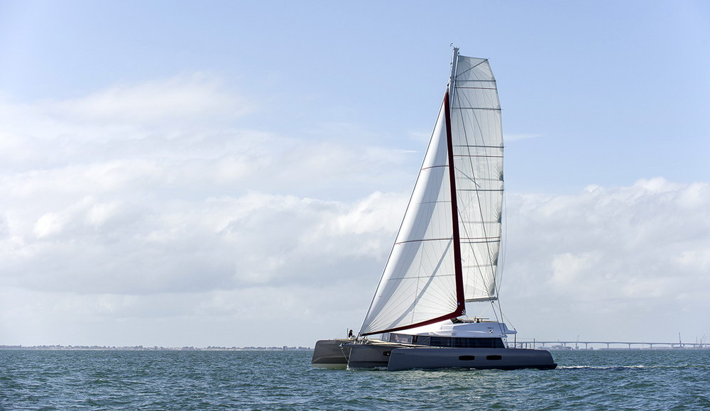 Trend Travel Yachting NEEL 65 Trimaran Aussen (1)