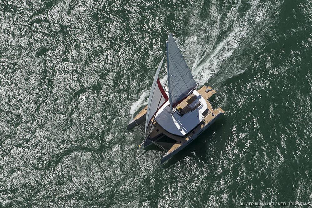 Trend Travel Yachting NEEL 65 Trimaran Aussen (10)