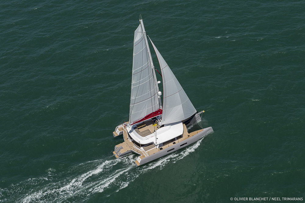 Trend Travel Yachting NEEL 65 Trimaran Aussen (11)