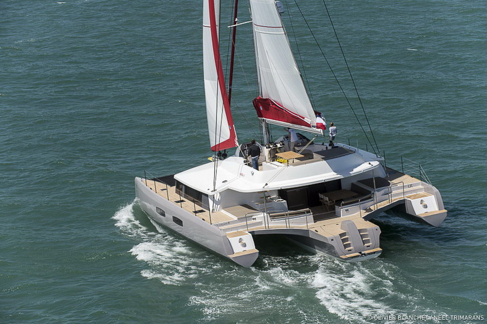 Trend Travel Yachting NEEL 65 Trimaran Aussen (12)