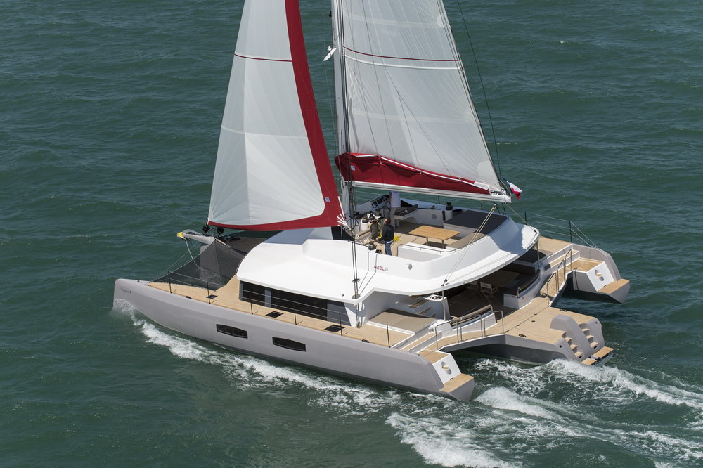 Trend Travel Yachting NEEL 65 Trimaran Aussen (13)