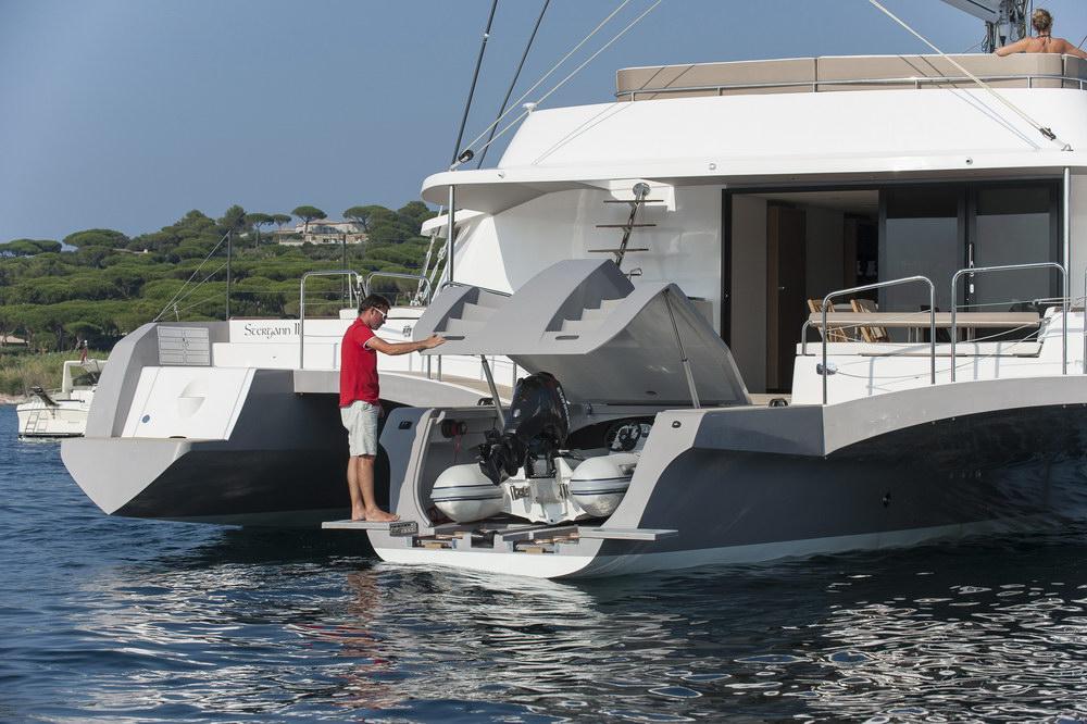 Trend Travel Yachting NEEL 65 Trimaran Aussen (14)