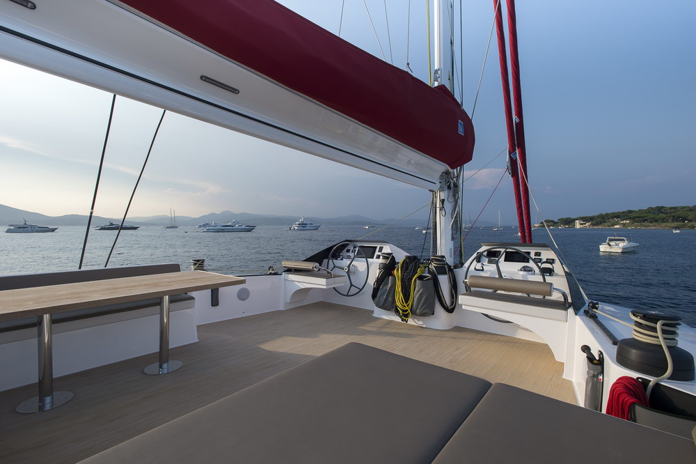 Trend Travel Yachting NEEL 65 Trimaran Aussen (17)
