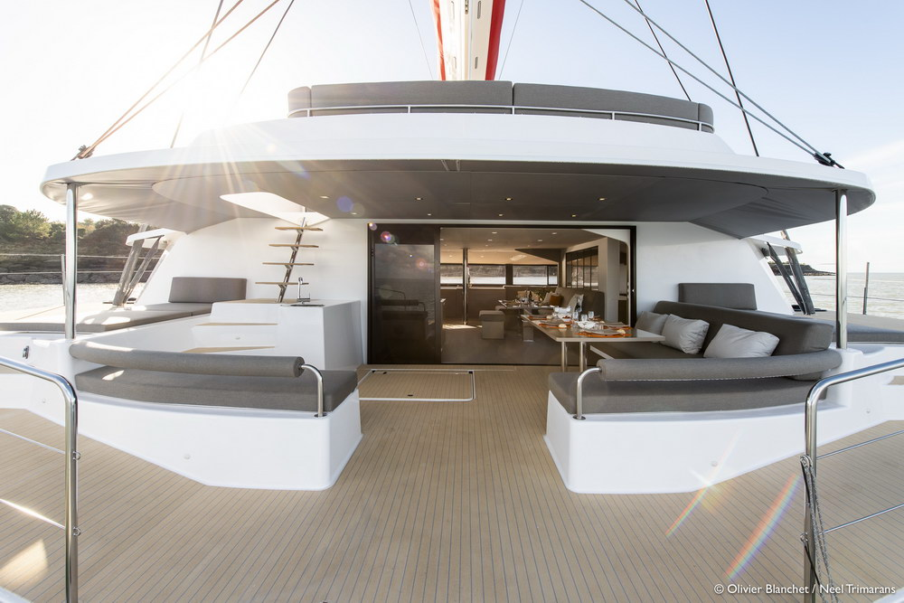 Trend Travel Yachting NEEL 65 Trimaran Aussen (3)