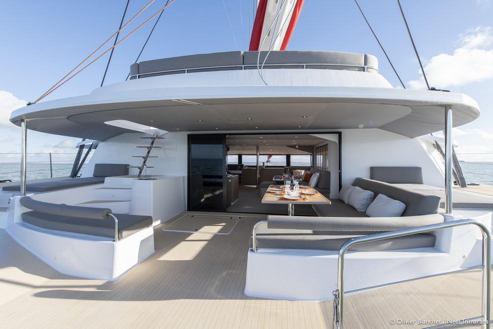 Trend Travel Yachting NEEL 65 Trimaran Aussen (5)