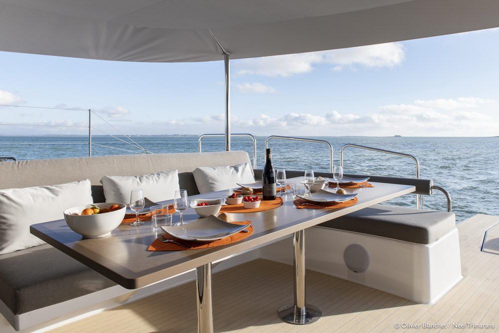 Trend Travel Yachting NEEL 65 Trimaran Aussen (6)