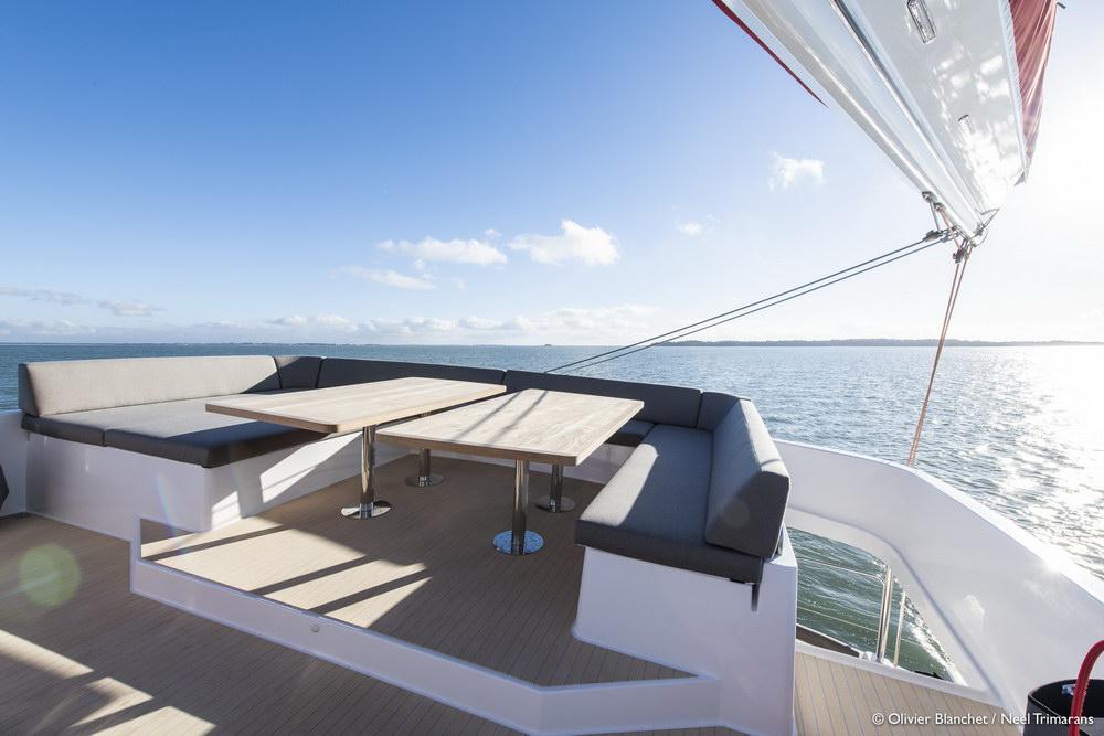 Trend Travel Yachting NEEL 65 Trimaran Aussen (7)