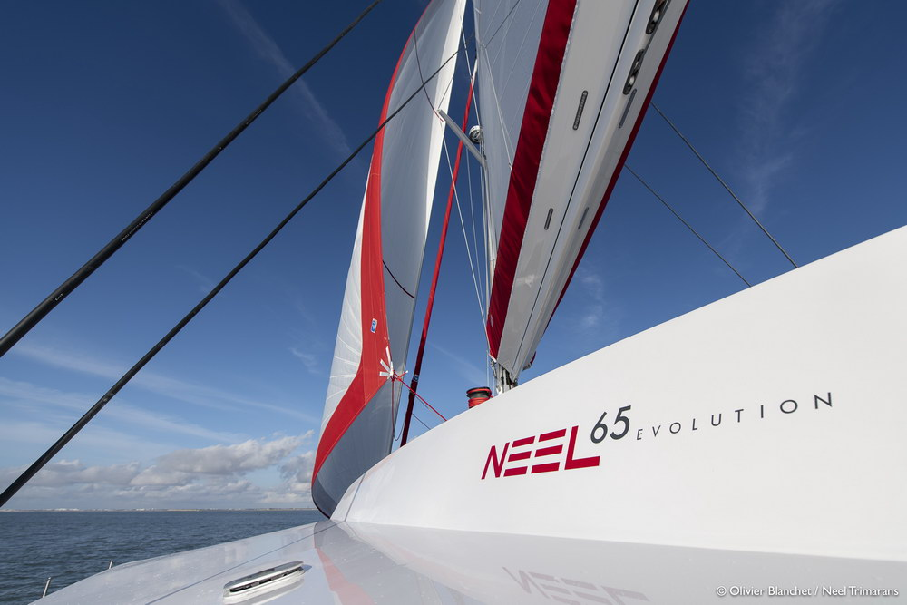 Trend Travel Yachting NEEL 65 Trimaran Aussen (8)