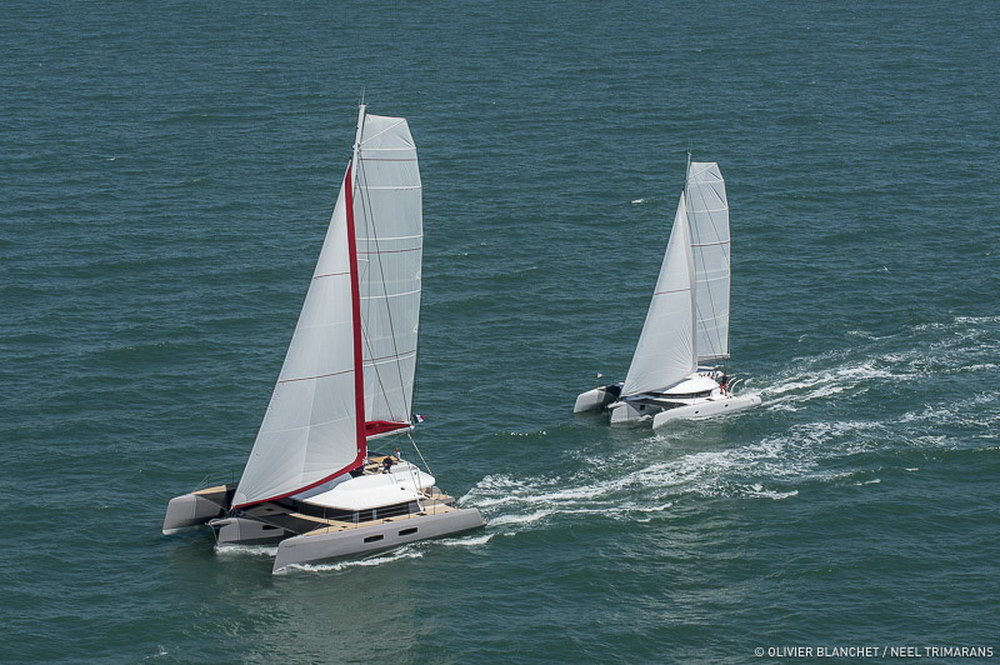 Trend Travel Yachting NEEL 65 Trimaran Aussen (9)
