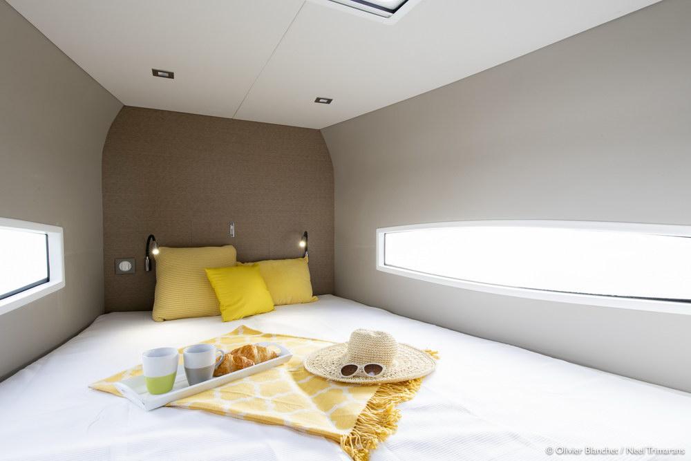 Trend Travel Yachting NEEL 65 Trimaran Innen (15)