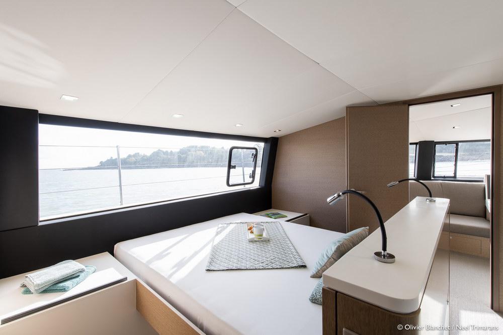 Trend Travel Yachting NEEL 65 Trimaran Innen (19)