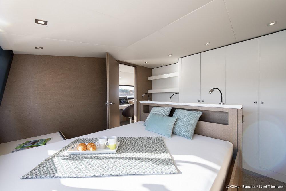 Trend Travel Yachting NEEL 65 Trimaran Innen (21)