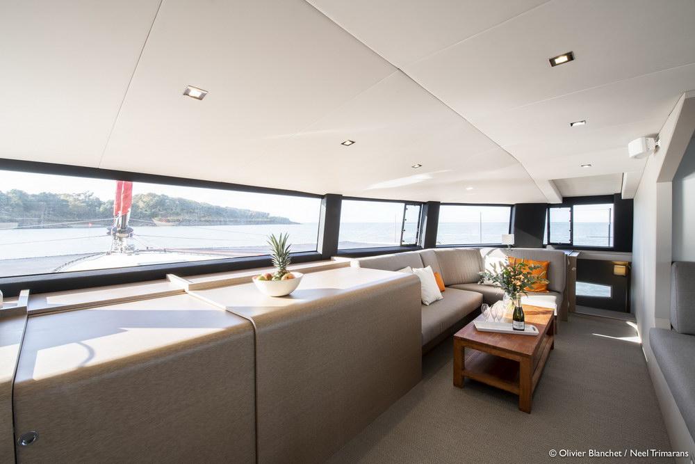 Trend Travel Yachting NEEL 65 Trimaran Innen (4)
