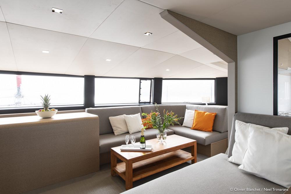 Trend Travel Yachting NEEL 65 Trimaran Innen (5)