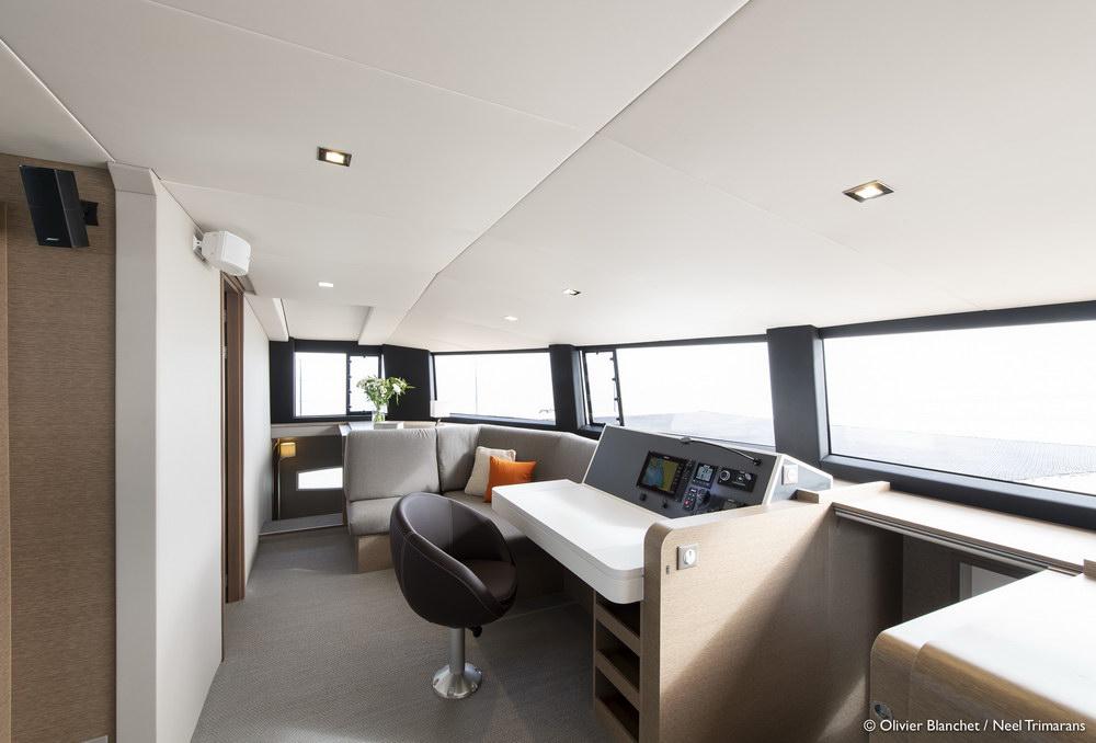 Trend Travel Yachting NEEL 65 Trimaran Innen (6)