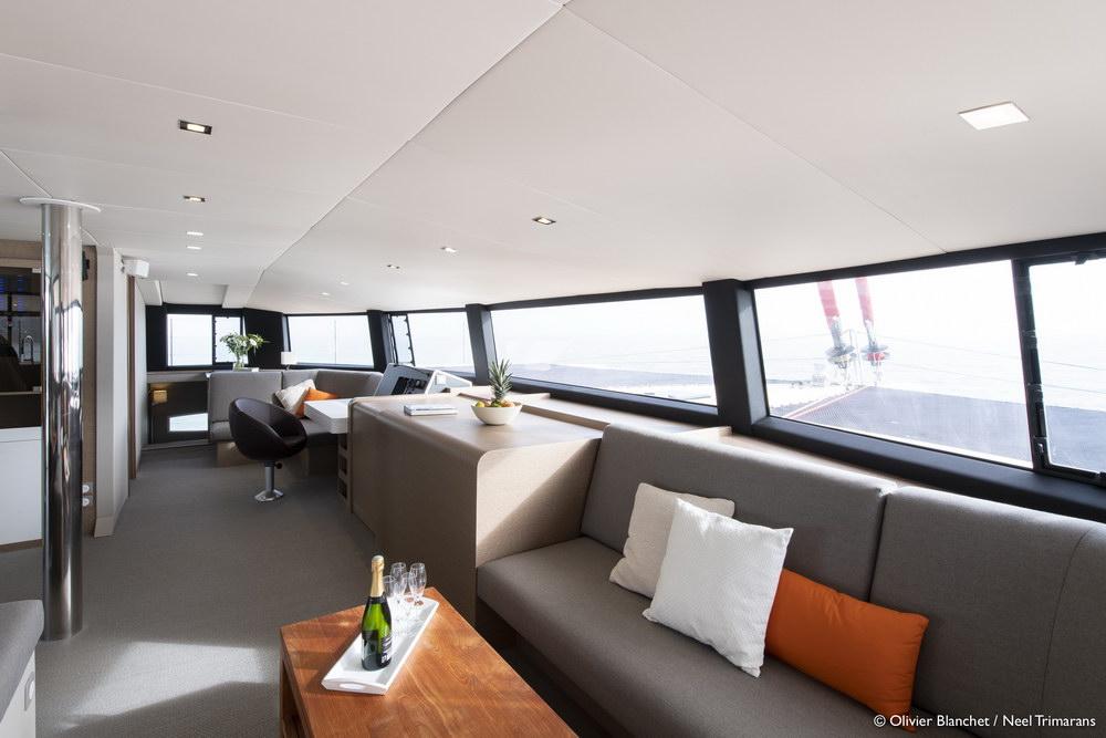 Trend Travel Yachting NEEL 65 Trimaran Innen (8)