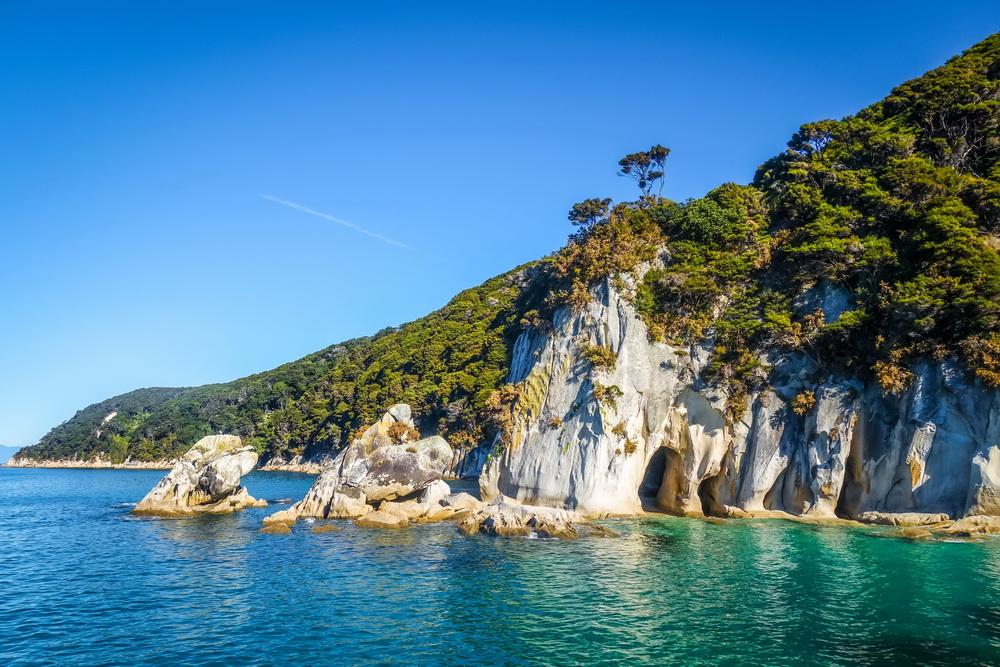 Trend Travel Yachting Neuseeland Abel Tasman National Park
