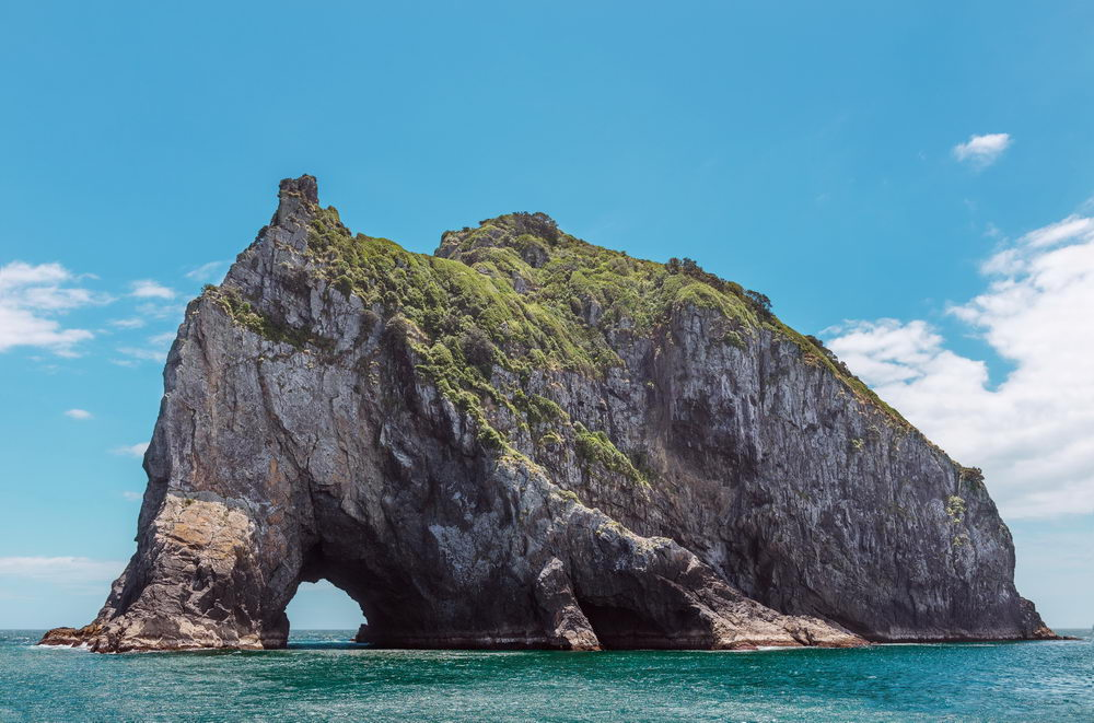 Trend Travel Yachting Neuseeland Hole in the rock