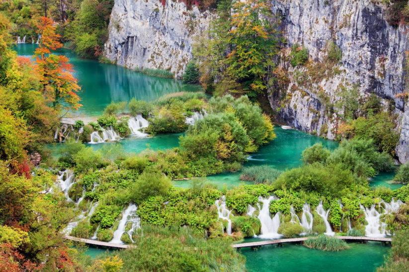 Trend Travel Yachting Plitvicer Wasserfälle