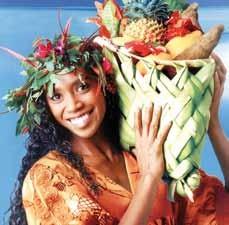 Trend Travel Yachting Revierinfos Neukaledonien Frau