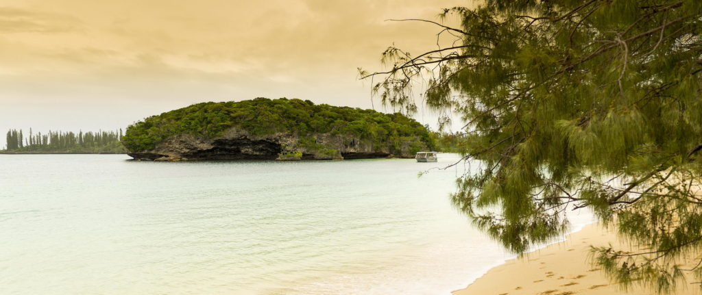 Trend Travel Yachting Revierinfos Neukaledonien Kanumera, Beach on Isle Of Pines