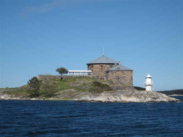 Trend Travel Yachting Stockholm Leuchtturm