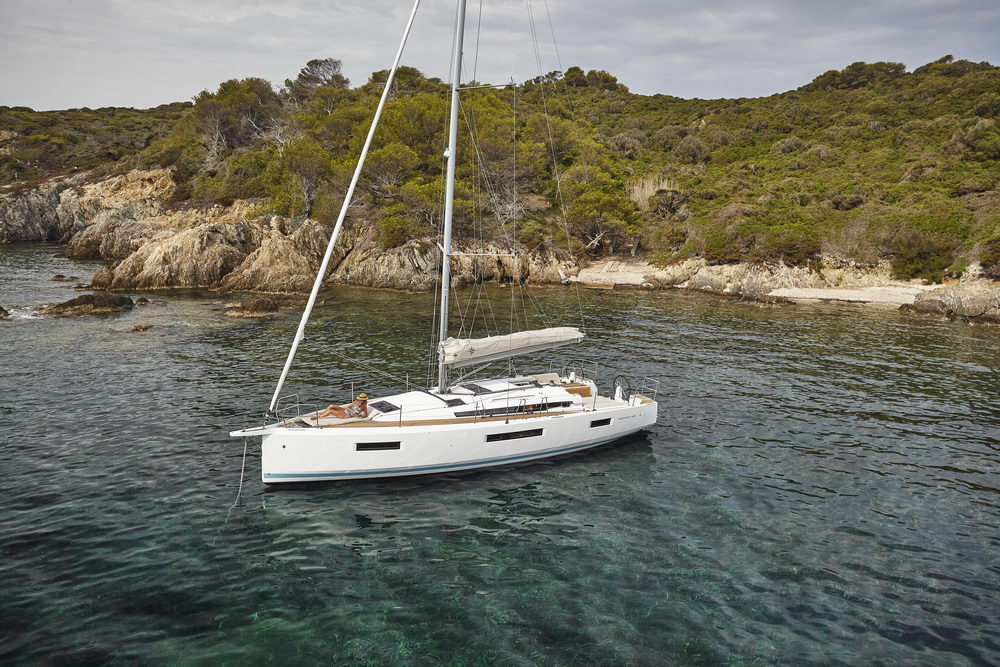 Sun Odyssey 440 Trend Travel Yachting