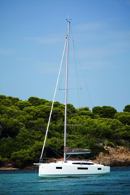 Sun Odyssey 410 in Kroatien Chartern bei Trend Travel & Yachting-10
