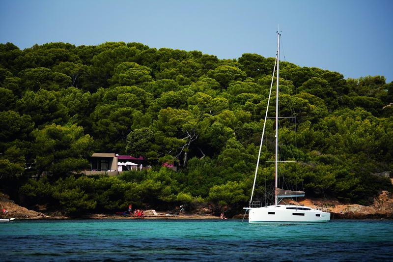 Sun Odyssey 410 in Kroatien Chartern bei Trend Travel & Yachting