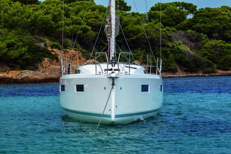 Sun Odyssey 410 in Kroatien Chartern bei Trend Travel & Yachting-9