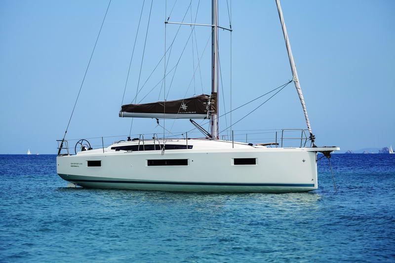 Sun Odyssey 410 in Kroatien Chartern bei Trend Travel & Yachting-8