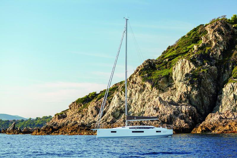 Sun Odyssey 410 in Kroatien Chartern bei Trend Travel & Yachting-6