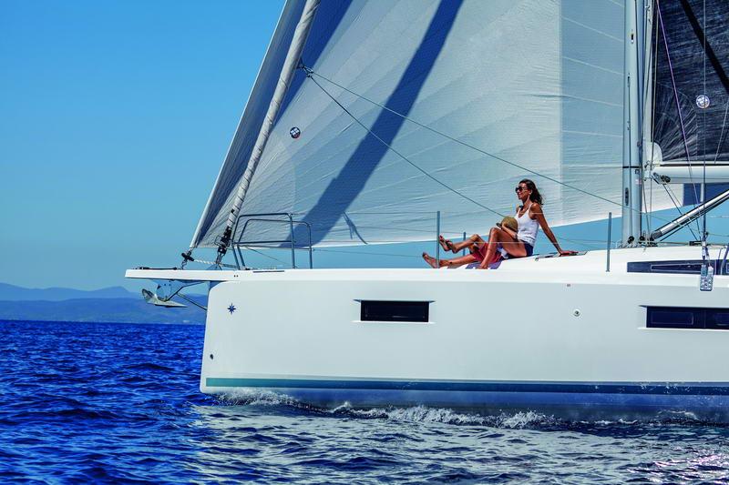 Sun Odyssey 410 in Kroatien Chartern bei Trend Travel & Yachting-5
