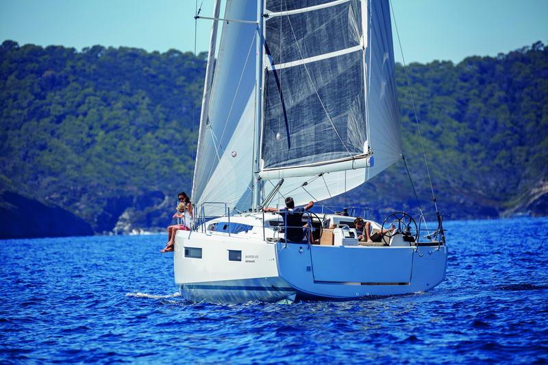 Sun Odyssey 410 in Kroatien Chartern bei Trend Travel & Yachting-4