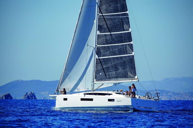 Sun Odyssey 410 in Kroatien Chartern bei Trend Travel & Yachting (2)