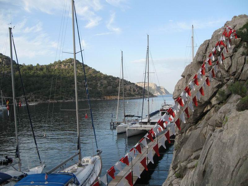 Trend Travel & Yachting Türkei Segeln mit einer Charteryacht